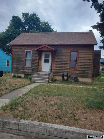 708 Bonine Avenue, Worland, WY 82401 (MLS #20213862) :: Lisa Burridge & Associates Real Estate