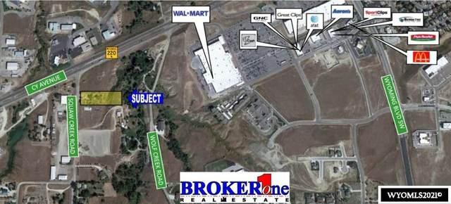 3363 Squaw Creek Road, Casper, WY 82604 (MLS #20213865) :: RE/MAX Horizon Realty