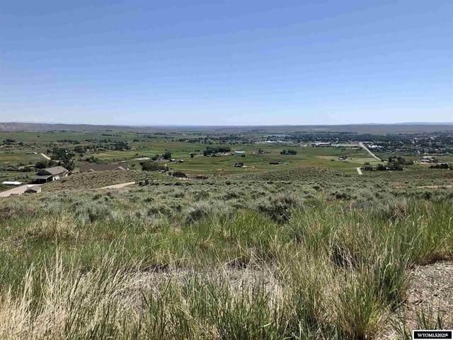 Tract 8 Mt Arter Estates, Lander, WY 82520 (MLS #20213877) :: Lisa Burridge & Associates Real Estate