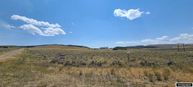 Lot 21 Sage Valley Subdivision, Thermopolis, WY 82443 (MLS #20213881) :: RE/MAX The Group