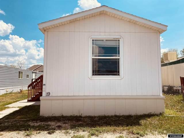401 S Russell Lot 19, Douglas, WY 82633 (MLS #20213885) :: Lisa Burridge & Associates Real Estate