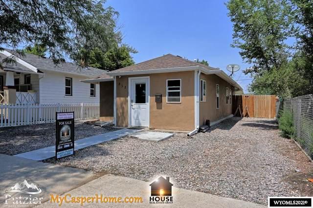 252 E G Street, Casper, WY 82601 (MLS #20213889) :: RE/MAX The Group
