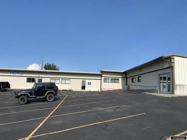 1347 Wisconsin Street, Casper, WY 82609 (MLS #20213892) :: RE/MAX The Group