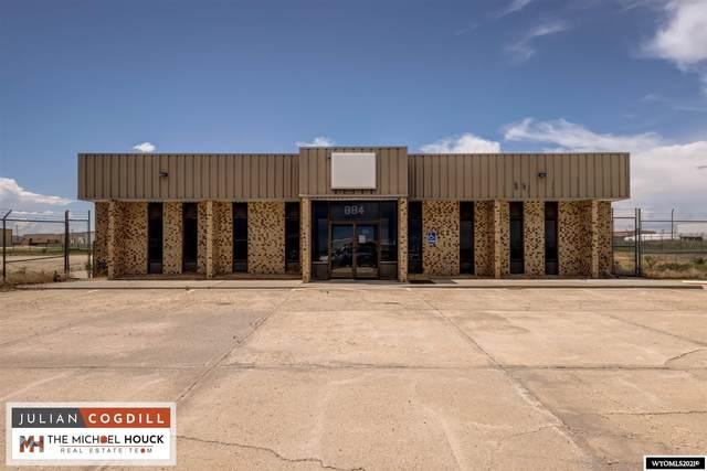 844 Jc Road, Mills, WY 82644 (MLS #20213897) :: Broker One Real Estate