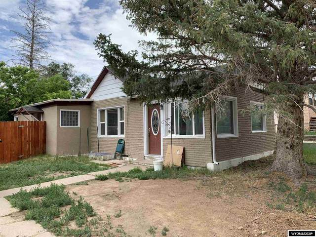 824 7th Street, Rawlins, WY 82301 (MLS #20213927) :: RE/MAX The Group
