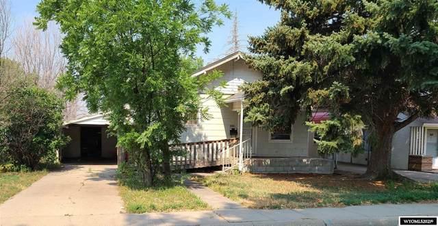 2518 W D Street, Torrington, WY 82240 (MLS #20213946) :: Lisa Burridge & Associates Real Estate