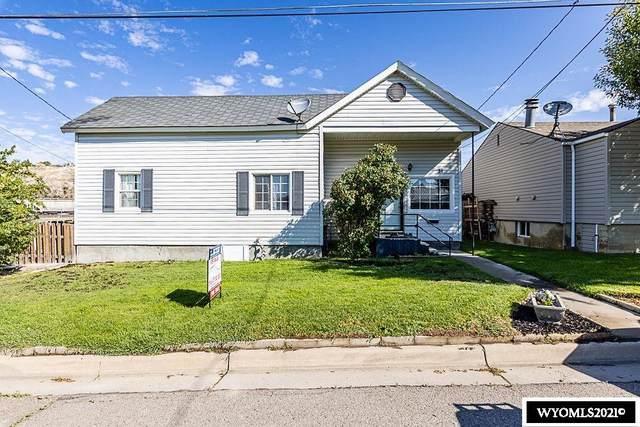 31 3rd Street, Rock Springs, WY 82901 (MLS #20213959) :: RE/MAX Horizon Realty
