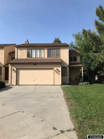 3860 Woodglenn Place, Casper, WY 82609 (MLS #20213965) :: Broker One Real Estate