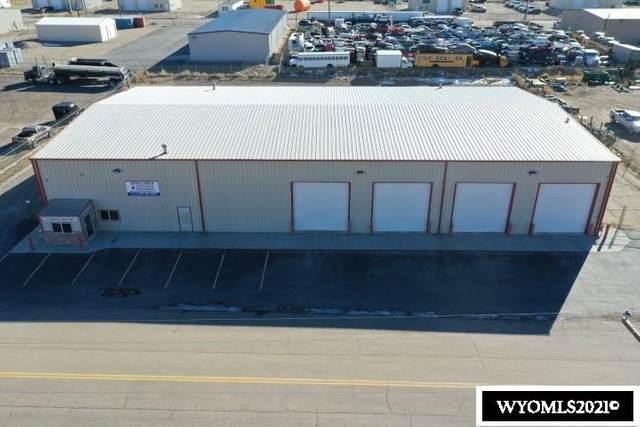 17 Wilkins Peak Street, Rock Springs, WY 82901 (MLS #20213967) :: RE/MAX Horizon Realty
