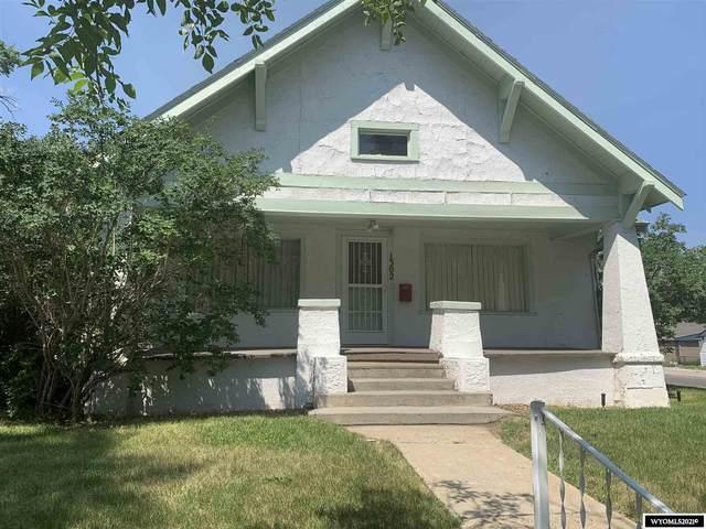 1302 S Ash Street, Casper, WY 82601 (MLS #20213968) :: RE/MAX The Group