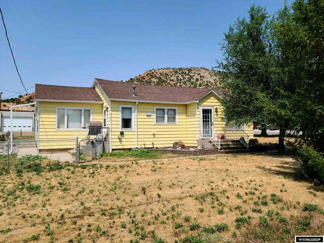 402 Ryan Street, Thermopolis, WY 82443 (MLS #20213972) :: RE/MAX The Group