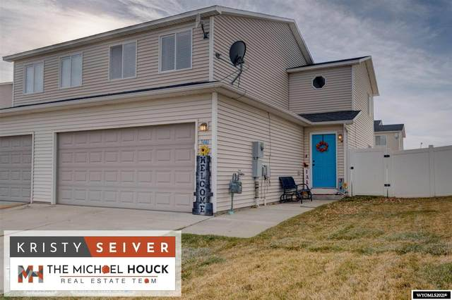 3440 Trappers Trail, Casper, WY 82604 (MLS #20213981) :: RE/MAX The Group
