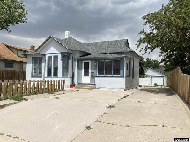 119 E Pine Street, Rawlins, WY 82301 (MLS #20213987) :: Lisa Burridge & Associates Real Estate