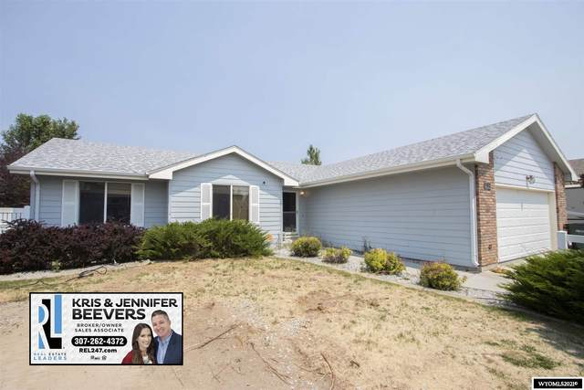 2116 Mandan Trail, Bar Nunn, WY 82601 (MLS #20213991) :: Lisa Burridge & Associates Real Estate