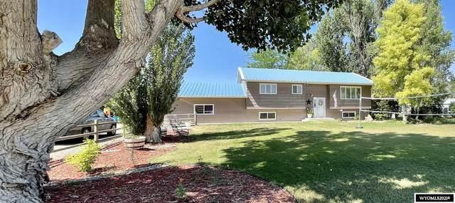 1245 Lane 14, Worland, WY 82401 (MLS #20213992) :: Lisa Burridge & Associates Real Estate