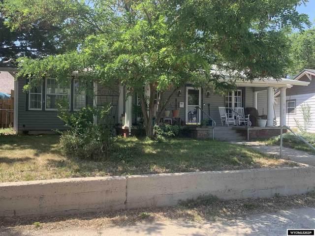 432 S Mckinley Street, Casper, WY 82601 (MLS #20213993) :: RE/MAX Horizon Realty