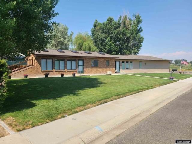 2101 Cloud Peak Drive, Worland, WY 82401 (MLS #20214007) :: Lisa Burridge & Associates Real Estate