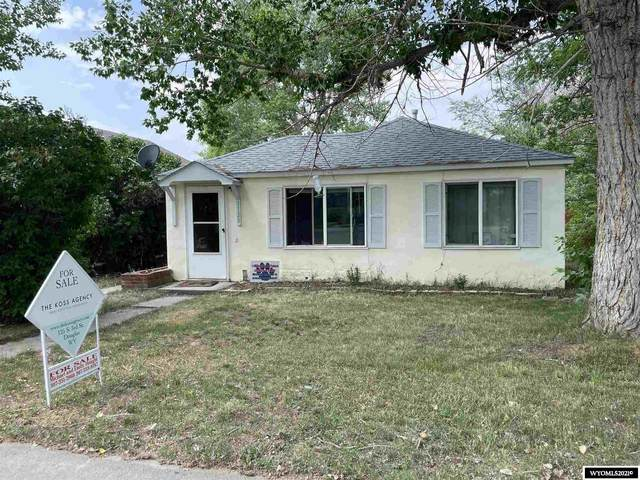 1120 Washington Street, Douglas, WY 82633 (MLS #20214018) :: RE/MAX Horizon Realty