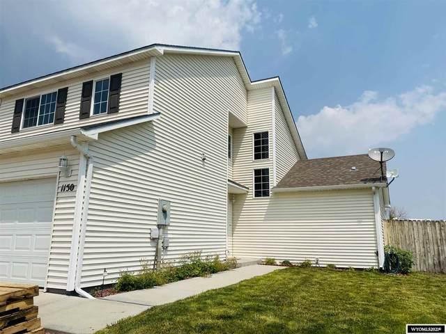 1150 Meadow Lane, Douglas, WY 82633 (MLS #20214019) :: RE/MAX Horizon Realty