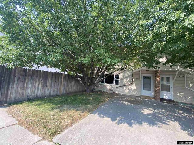 202 Parkcrest Way, Riverton, WY 82501 (MLS #20214020) :: Lisa Burridge & Associates Real Estate