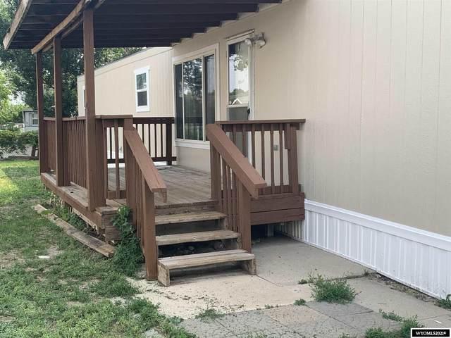 370 Westshore Village Drive, Casper, WY 82601 (MLS #20214052) :: Broker One Real Estate