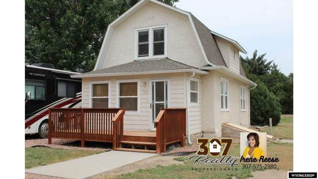 105 N Lawton Street, Fort Laramie, WY 82240 (MLS #20214055) :: RE/MAX The Group