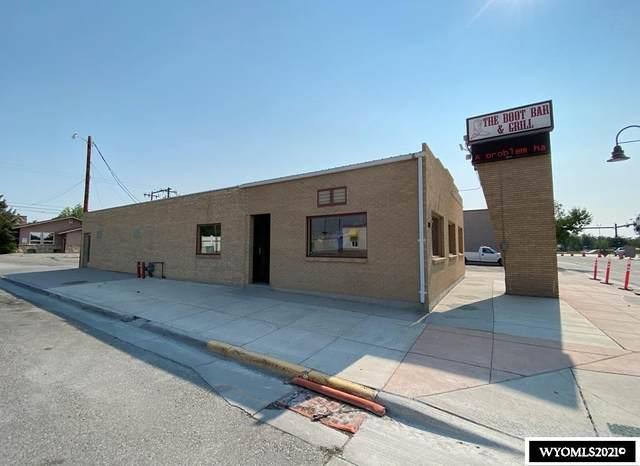 702 E Main Street, Riverton, WY 82501 (MLS #20214056) :: RE/MAX Horizon Realty
