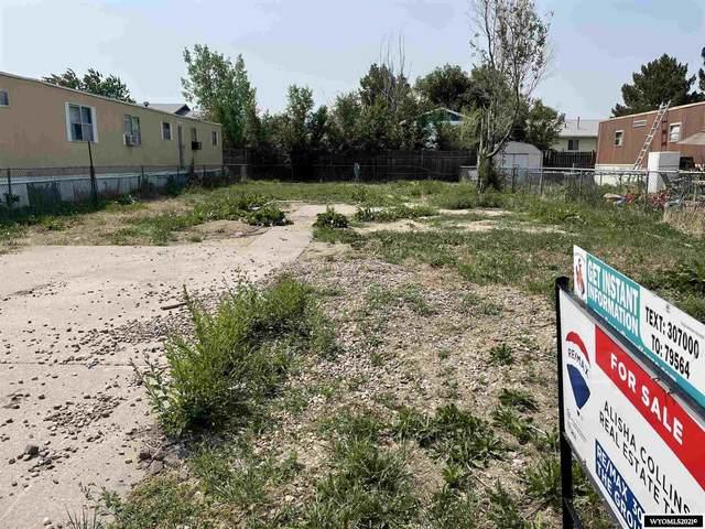 1029 Park Lane, Evansville, WY 82636 (MLS #20214057) :: Broker One Real Estate