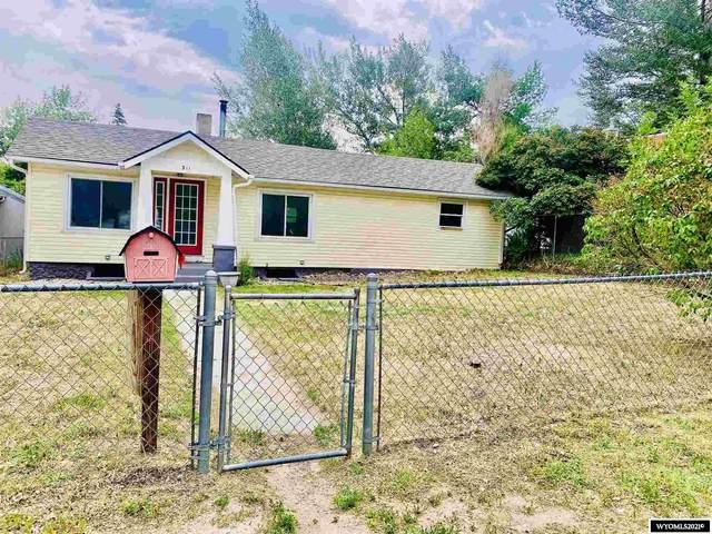 311 S Cummings Avenue, Buffalo, WY 82834 (MLS #20214069) :: Lisa Burridge & Associates Real Estate