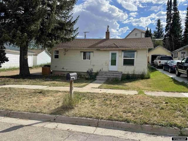 513 Sage, Kemmerer, WY 83101 (MLS #20214073) :: Lisa Burridge & Associates Real Estate