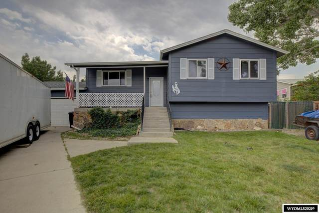 3039 Cabin Creek Place, Casper, WY 82604 (MLS #20214075) :: RE/MAX Horizon Realty