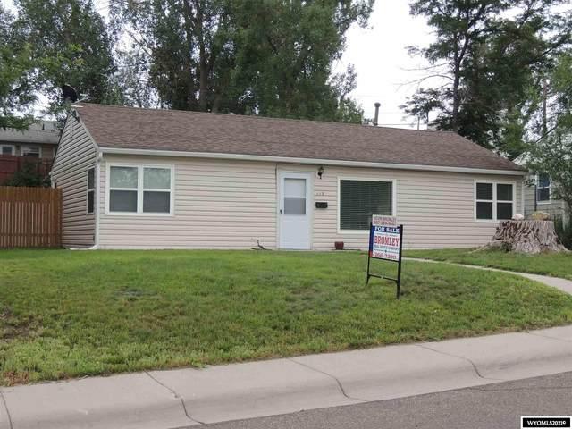 119 N Montana, Casper, WY 82609 (MLS #20214082) :: Real Estate Leaders