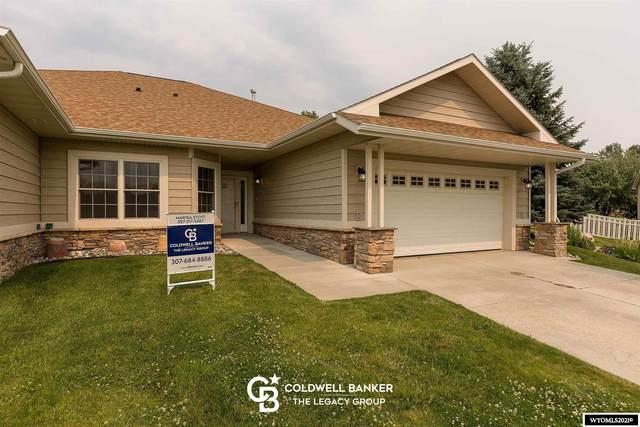 606 Comanche, Buffalo, WY 82834 (MLS #20214091) :: Real Estate Leaders