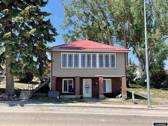 1015 Pine, Kemmerer, WY 83101 (MLS #20214111) :: Lisa Burridge & Associates Real Estate