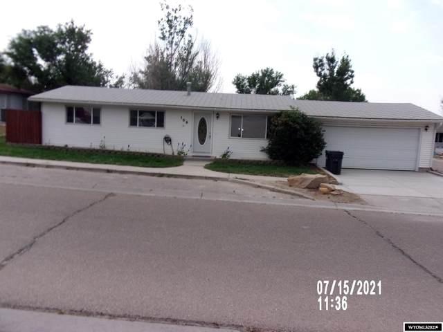 109 Mountain Road, Rock Springs, WY 82901 (MLS #20214122) :: Real Estate Leaders