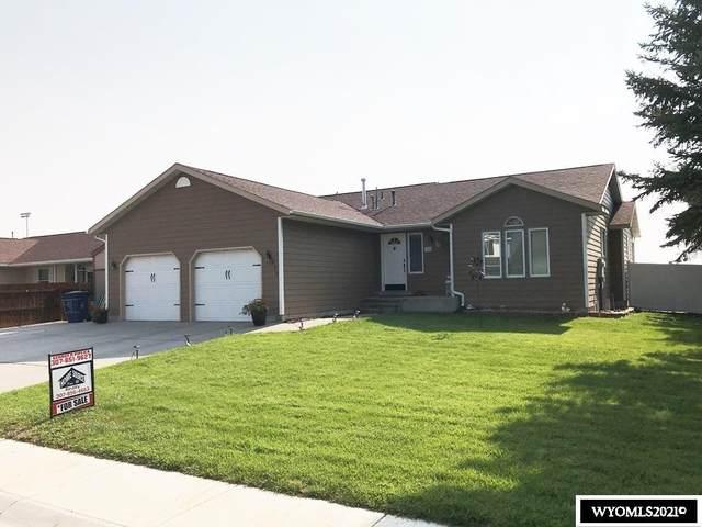 627 Willowridge Road, Riverton, WY 82501 (MLS #20214123) :: Lisa Burridge & Associates Real Estate