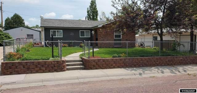 2809 E C Street, Torrington, WY 82240 (MLS #20214136) :: Lisa Burridge & Associates Real Estate