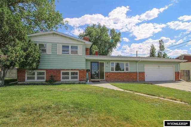 3351 E 12th Street, Casper, WY 82609 (MLS #20214144) :: Broker One Real Estate
