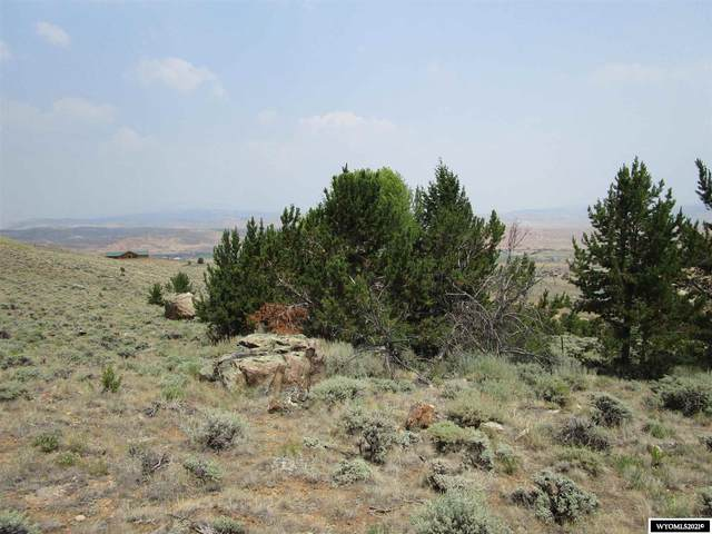 TBD Water Gulch Road, Dubois, WY 82513 (MLS #20214145) :: RE/MAX Horizon Realty