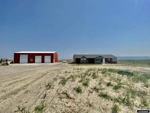 9119 E Stonewood Street, Evansville, WY 82636 (MLS #20214147) :: RE/MAX The Group