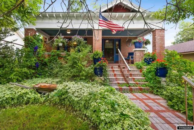 1112 S Elm Street, Casper, WY 82601 (MLS #20214152) :: RE/MAX The Group