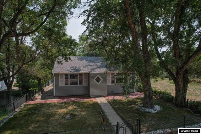 610 S 5th Street, Glenrock, WY 82637 (MLS #20214156) :: RE/MAX Horizon Realty