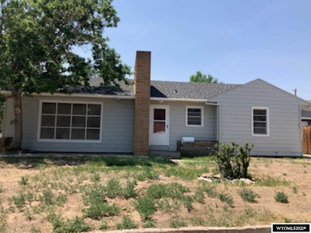 1114 13th, Rawlins, WY 82301 (MLS #20214161) :: RE/MAX The Group