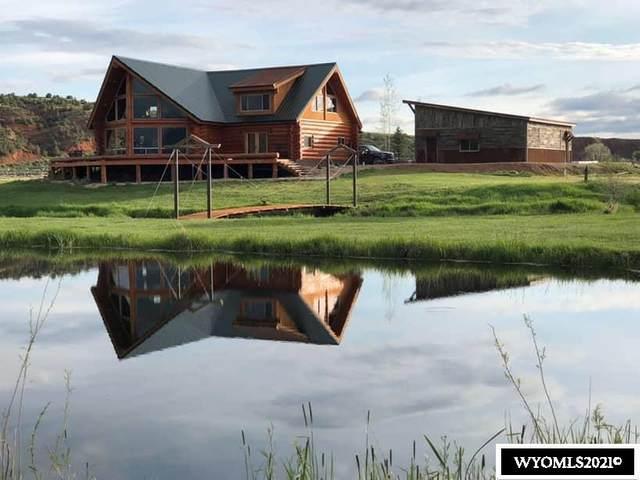 121 Zula Way, Ten Sleep, WY 82442 (MLS #20214167) :: Lisa Burridge & Associates Real Estate