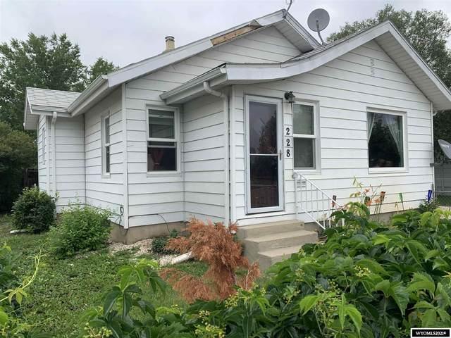 228 E G Street, Casper, WY 82601 (MLS #20214170) :: Lisa Burridge & Associates Real Estate