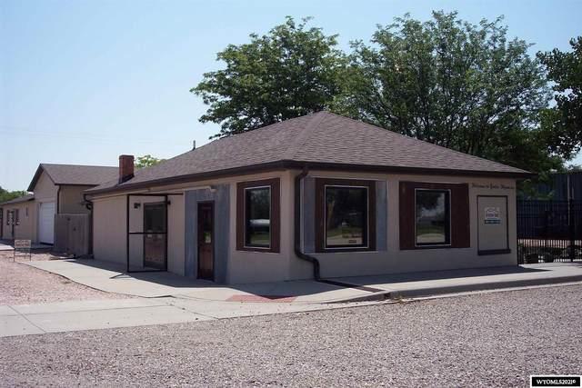 223 Main Street, Yoder, WY 82244 (MLS #20214172) :: RE/MAX Horizon Realty