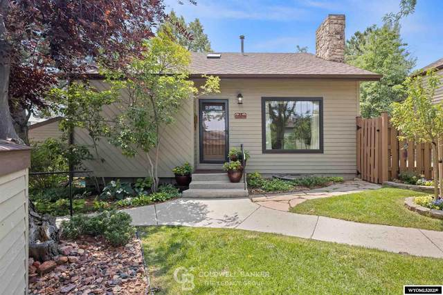 3850 E 14th Street #L, Casper, WY 82609 (MLS #20214177) :: RE/MAX Horizon Realty