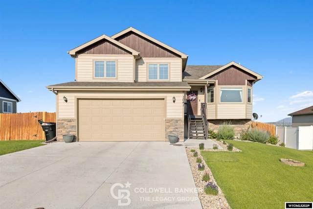 1041 Prairie River Road, Mills, WY 82604 (MLS #20214188) :: Lisa Burridge & Associates Real Estate