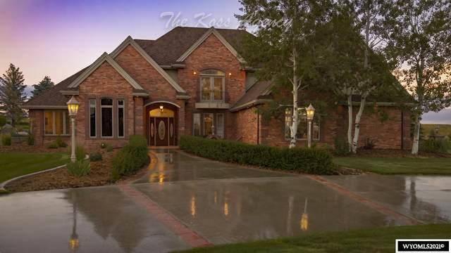 33 Fairway Drive, Douglas, WY 82633 (MLS #20214201) :: RE/MAX Horizon Realty