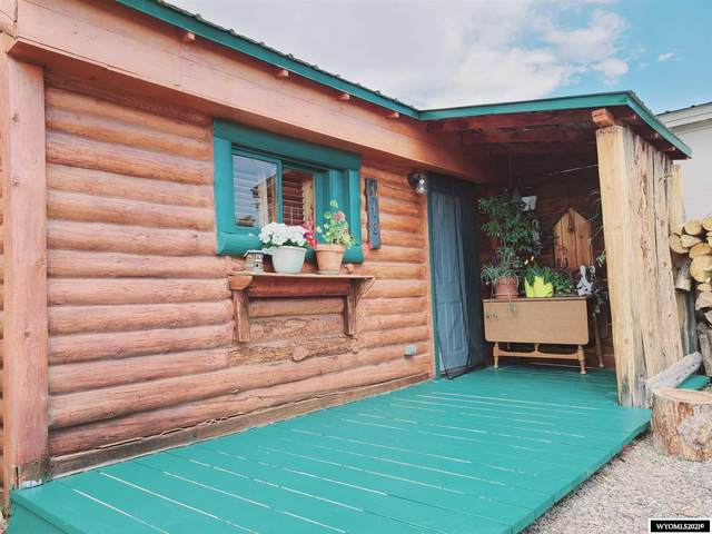118 Mercantile, Dubois, WY 82513 (MLS #20214202) :: RE/MAX The Group